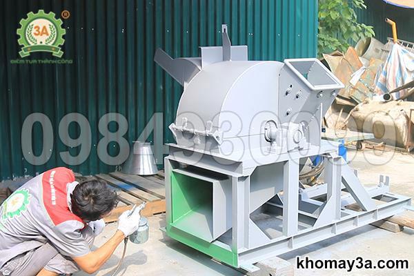 xưởng chế tạo máy tại hà nội