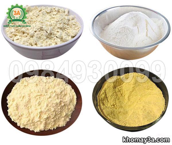 máy xay bột gạo