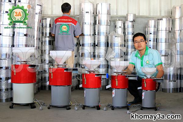máy làm sữa đậu nành công nghiệp